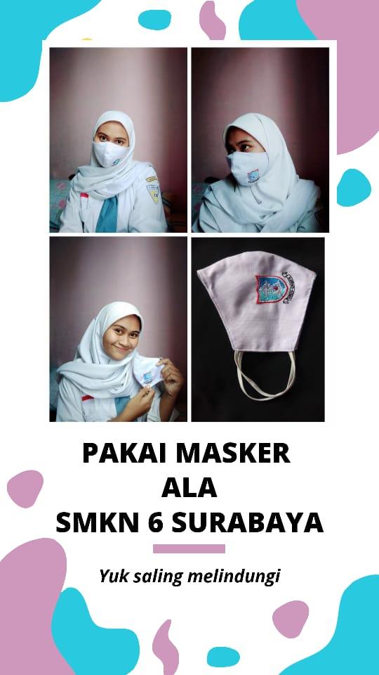 Masker SMKN 6